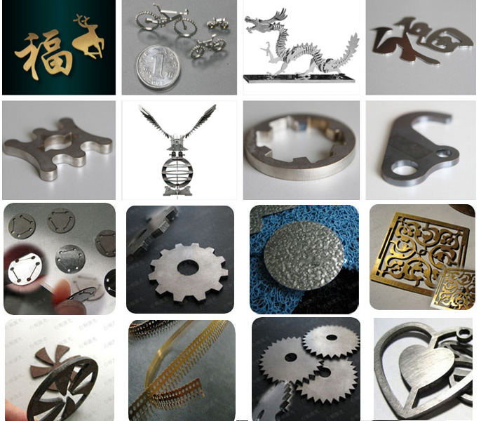 Mild Steel, Steel Sheet, Carbon Steel Fiber Laser Cutting Machine