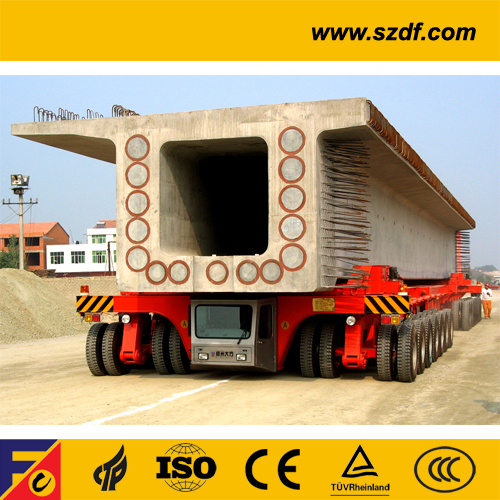 Bridge Girder Transporter