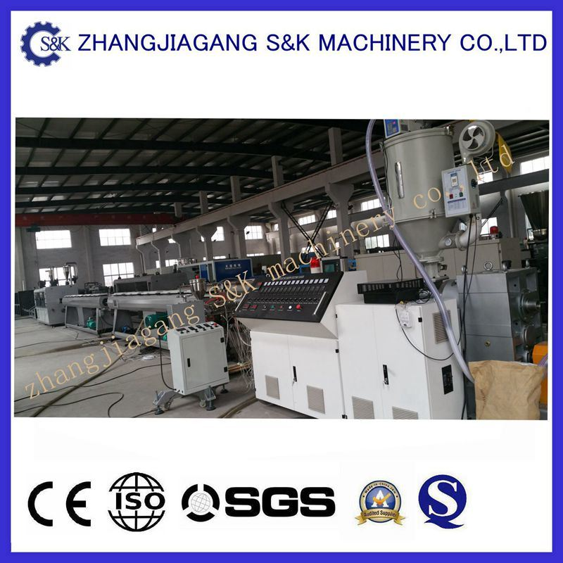 PP Water Supply Pipe Extruder Machine