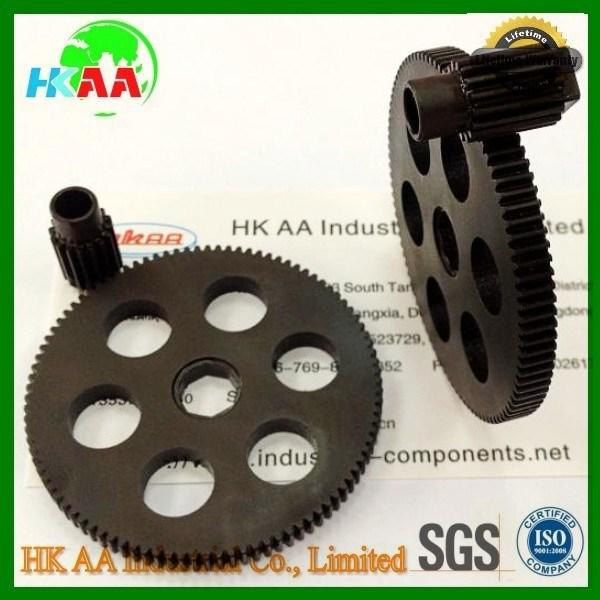High Precision Micro/Mini Worm Gear, DC/AC Brass Worm Gear