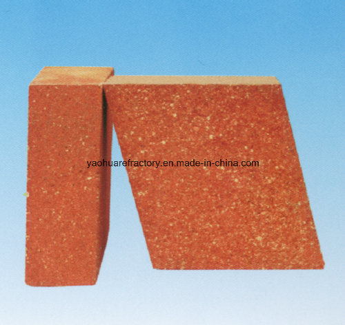 High Alumina Abrasion Resistant Brick / Anti Abrasion High Alumina Brick