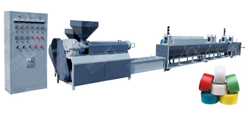 PP Plastic Strap Making Machine (GY-DBS-PP)