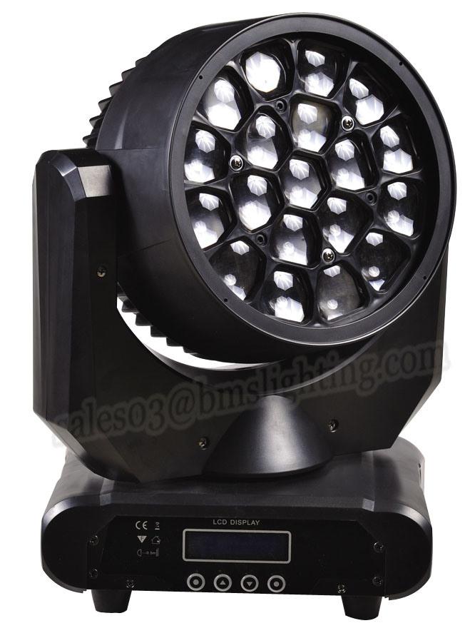 19*15W LED Big-Eye Beam Moving Head Light