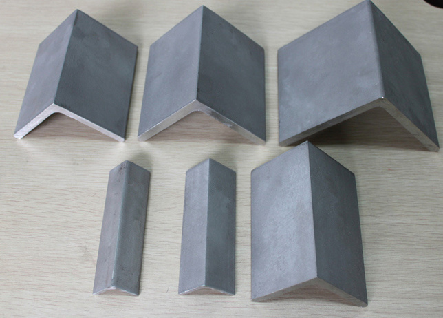 GB, JIS Hot Rolled Mild Steel Angle Bar