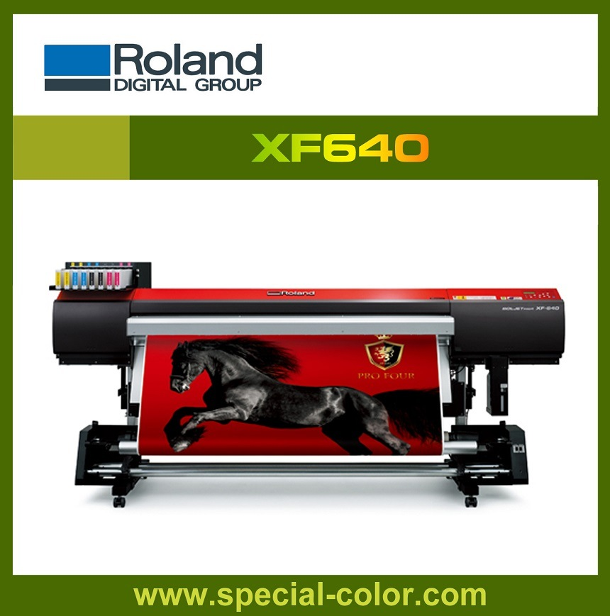 Red Monster Roland Xf640 Supplier Eco Solvent Printer