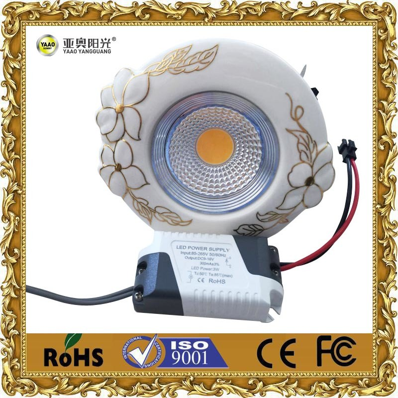 Classical Aluminum LED Ceiling Lighting