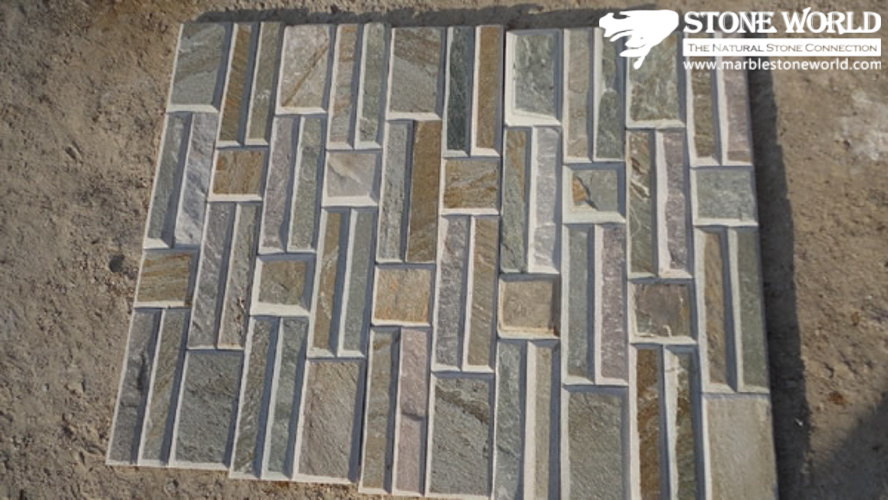 Natural Culture Stone/Slate Stone for Wall Cladding Decoration Stone