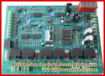 MPU-2FK Main Board, Induction Furnace Circuit Board