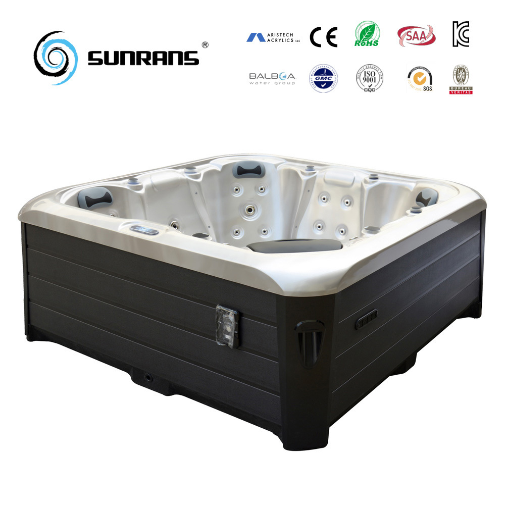 Ce Apprlval Low Price New Design Balboa Acrylic Jacuzzi for SPA Hot Tub