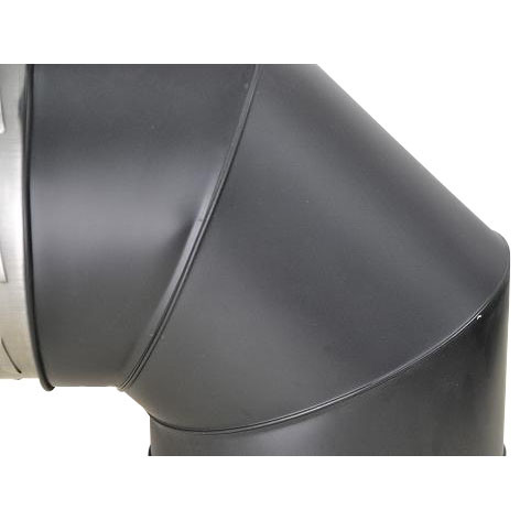 90 Degree Elbow Flue Pipe with Painted