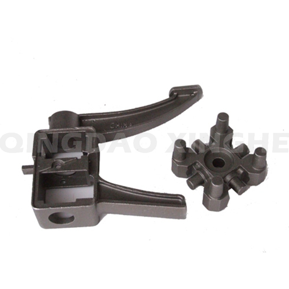 Customized Grey Iron Casting Metal Products Iron