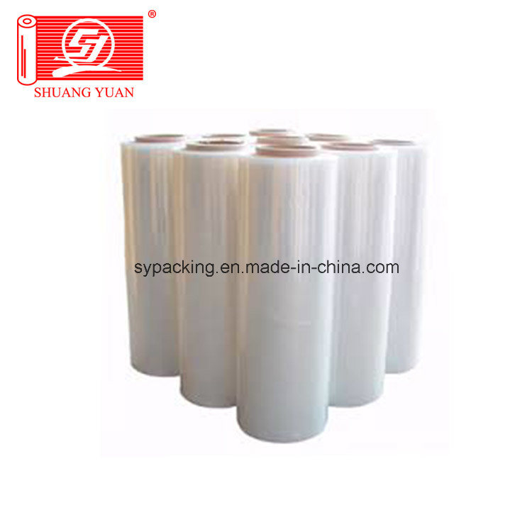 Breathable Material 4-200cm LLDPE Stretch Film Wrap Film