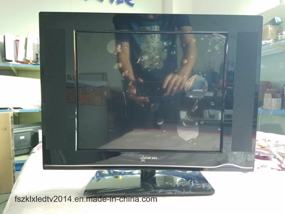 """17"""" FHD LED TV/17"""" LCD TV with USB HDMI VGA DVB-T2"""