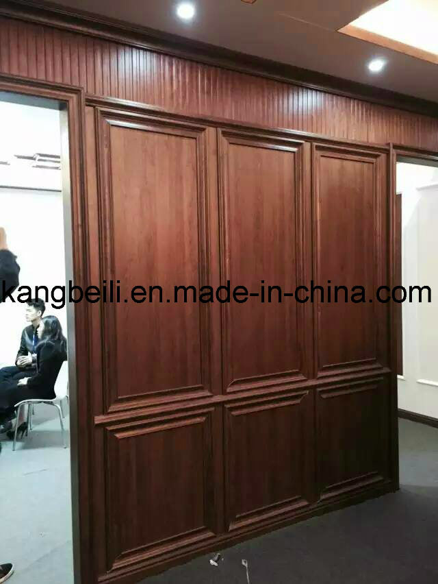 Wallboard Decorative Woodworking Wrapping Machine