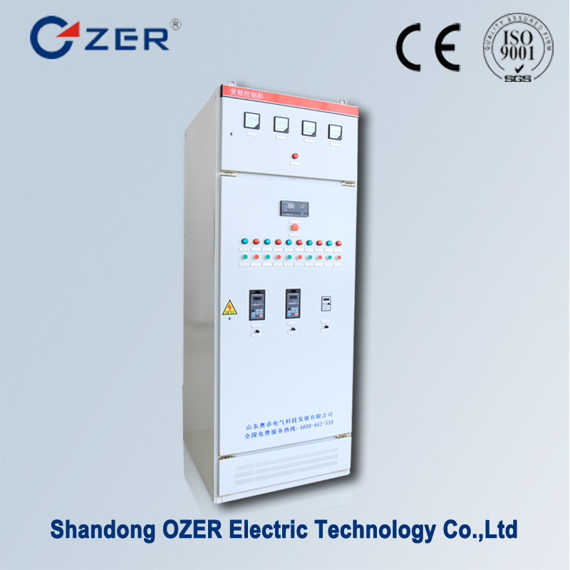 Electrical Motor Controller PLC Integrated Control Cabinet