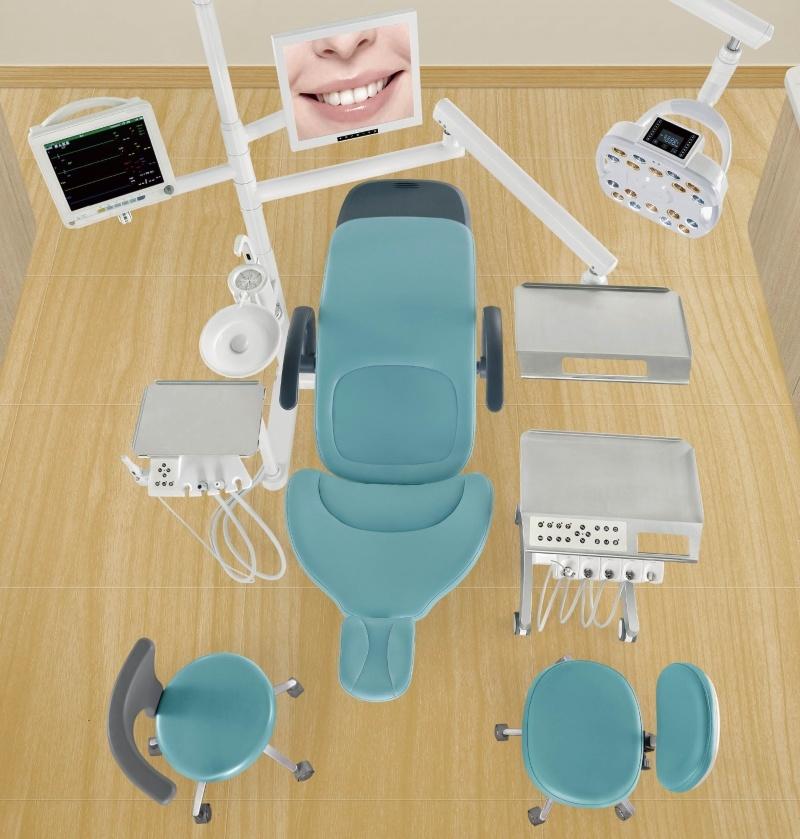 St-Ryan Dental Unit for Implantation