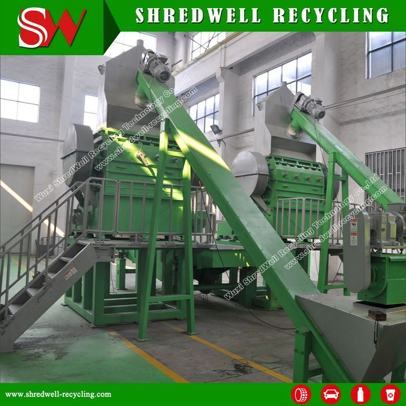 Granulator for E-Waste Recycling China Manufacturer