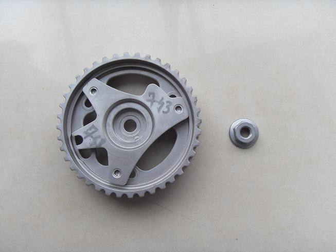 Sintered Distrubution Gear 7701478037 for Mototive