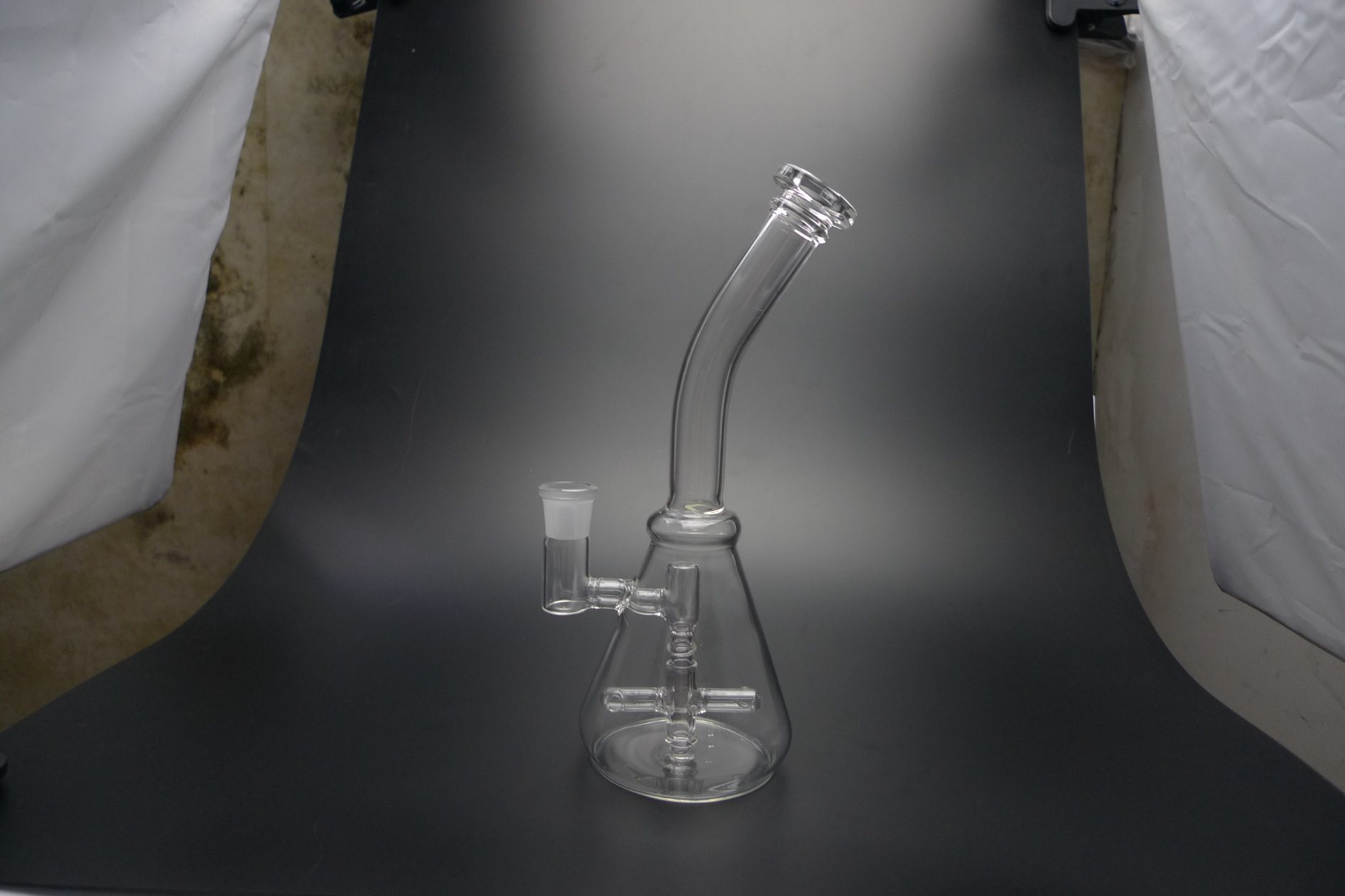 D&K Well Function Glass Water Pipe