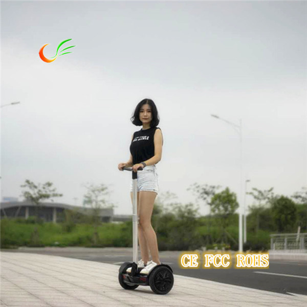 Light Weight 2 Wheel Standing Scooter Adjustable Handle Bar Electric Scooter for Kids