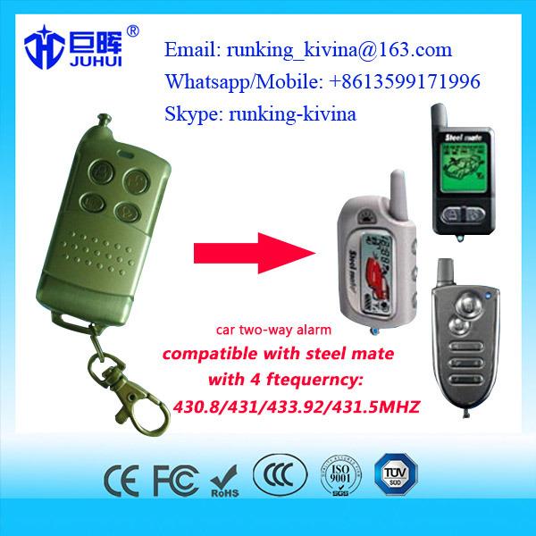 Steelmate Car Alarm Remote Control 433.92MHz