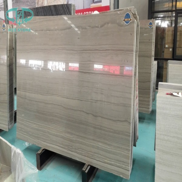 Athens Grey/China Grey/Wooden Vein/Wood Grey Marble for Countertop/Wall Tile/Flooring Tile