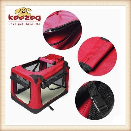 Durable Pet Dog Soft Great Kennel/ Foldable Dog Houses/Pet Travelling Carrier (KDS015)