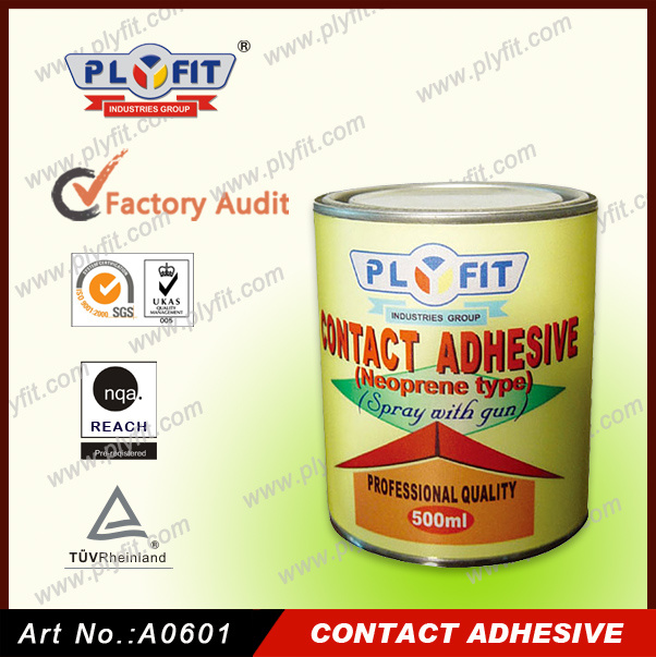 Neoprene Type Contact Adhesive