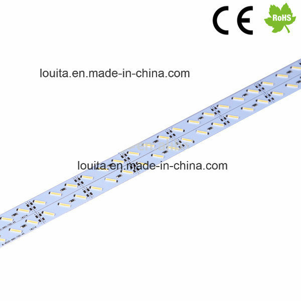 Non-Waterproof SMD8520 72LEDs LED Rigid Light Bar Strip
