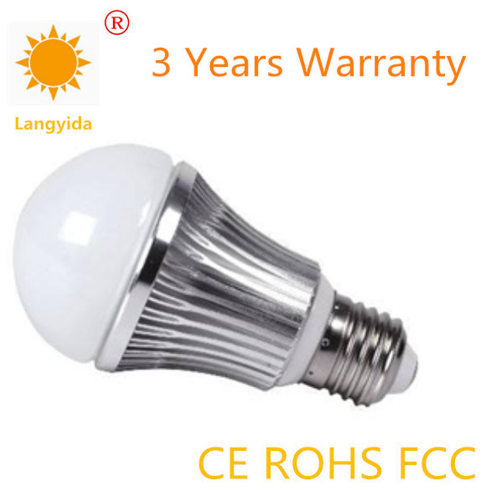 Made in China 5W Light Bulb 6500k E27 Ce RoHS for Office
