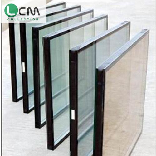 Igu Dgu of Curtain Wall Insulating Glazing Unit Tempered Glass