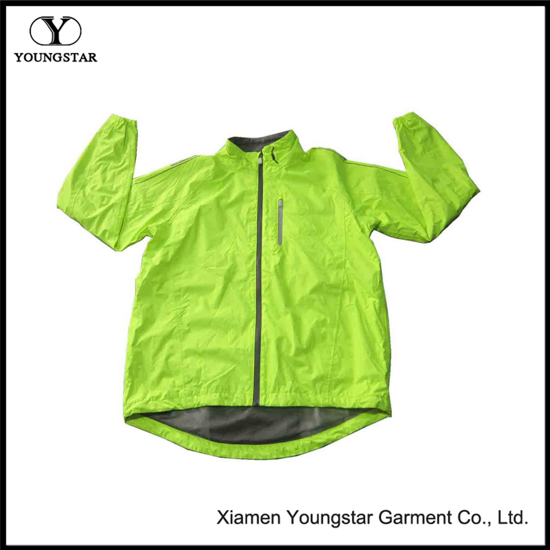 Spring Lightweight Windbreaker Jacket Fashion Lined Mens Windbreaker Jacket