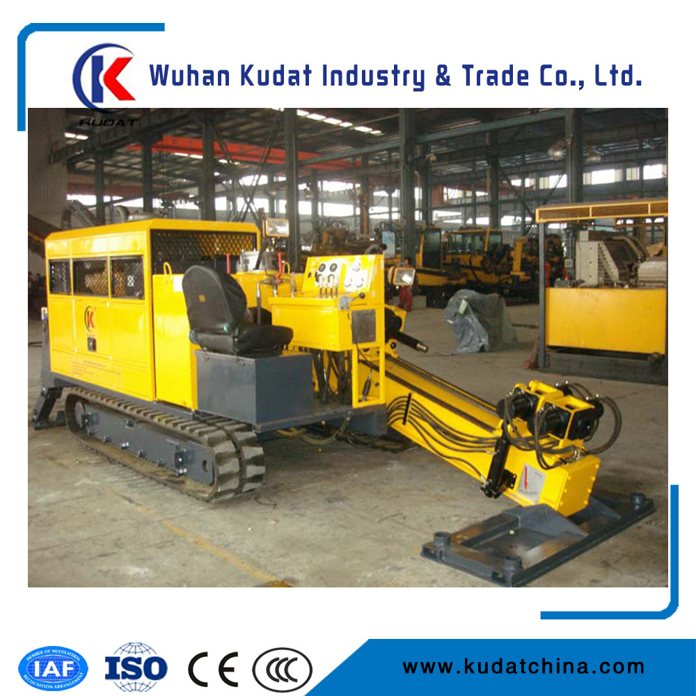 Trenchless Horizontal Directional Drilling Machine