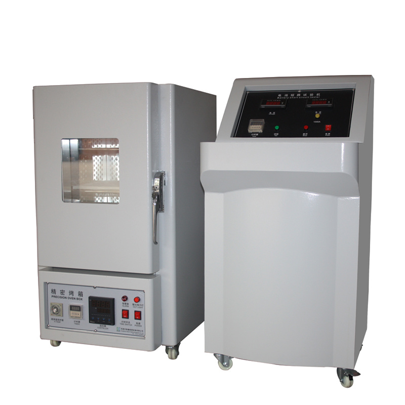up to 1000A W/ Temperature Control (UN38.3.4.5) Short Circuit Test Chamber