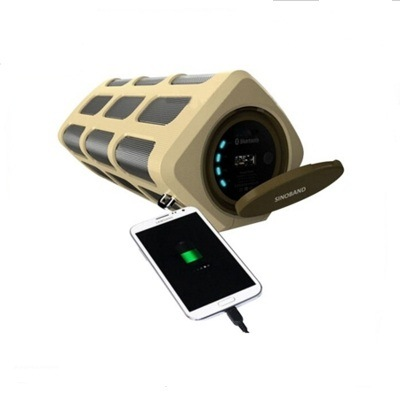 High Quality Portable OEM Latest Waterproof Bluetooth Speaker