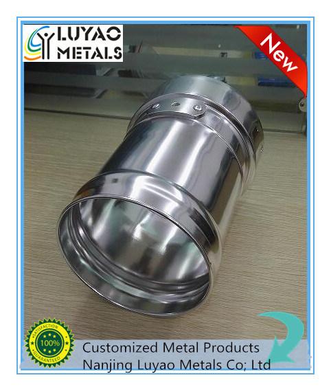 OEM/ODM China Factory Sheet Aluminum Spinning Parts