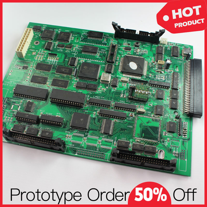 Quick Turn PCB Circuit Board Assembly for LED Electronics
