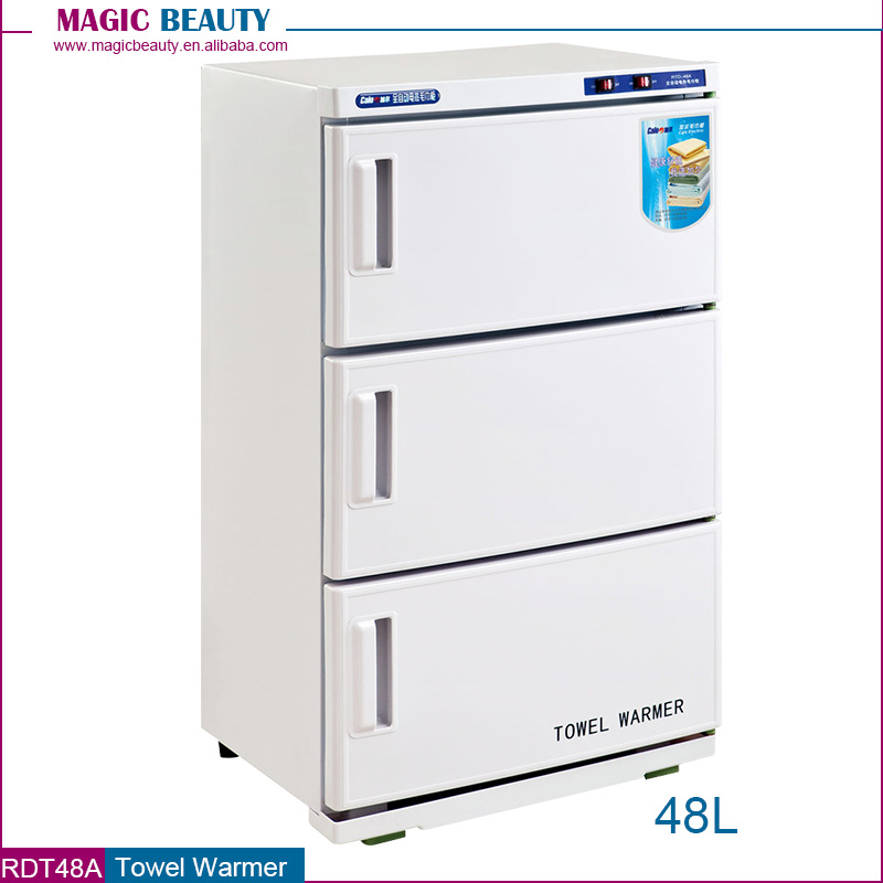 46A Electric UV+ Hot Towel Warmer Disinfection Cabinet
