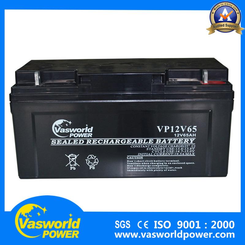 Gel Battery 12V 12V65ah Factory SLA Long Life Battery