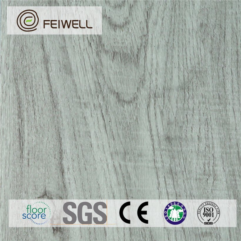 Anti-Bacterial Commercial PVC Designers Image Flooring