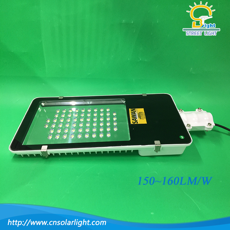 65W LED Solar Street Lamp with 8mtrs Height