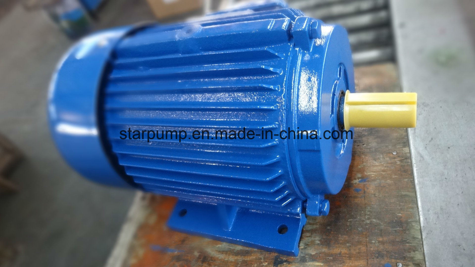 Y Series Iron Casting Three Phase Electric Motor