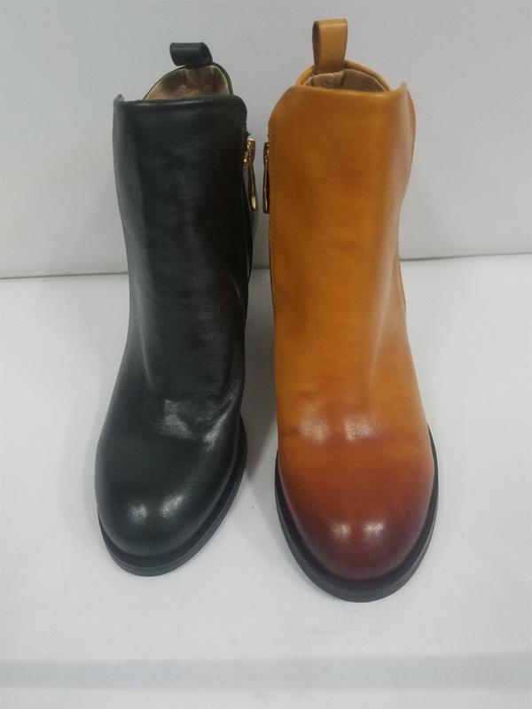 Lady Leather England Wind Restoring Ancient Ways Is The Top Gradients of Ankle Boots