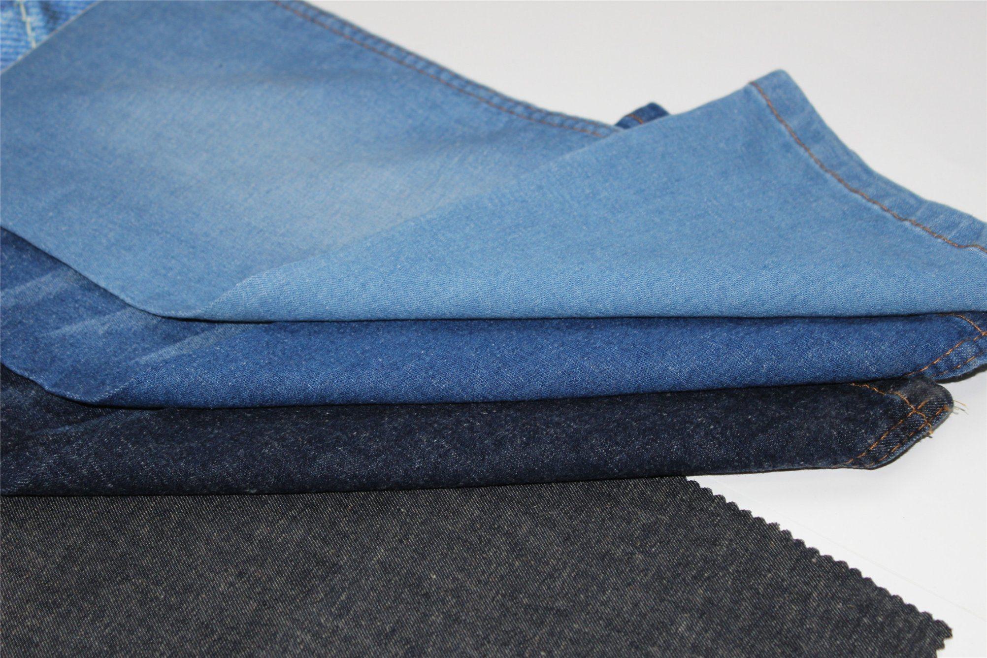 Cotton Linen Spandex Denim