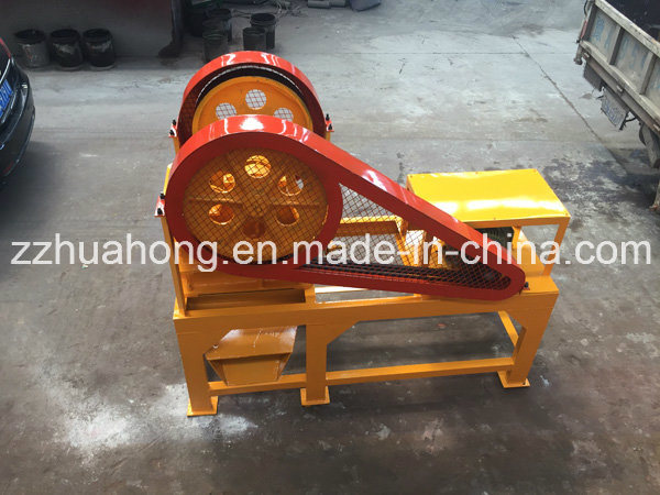 PE150*250 Mobile Stone Jaw Crusher Machine for Sale