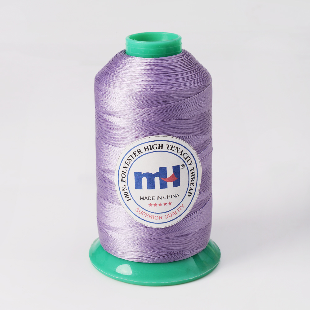 High Tenacity 150d/2 100% Polyester Sewing Threads