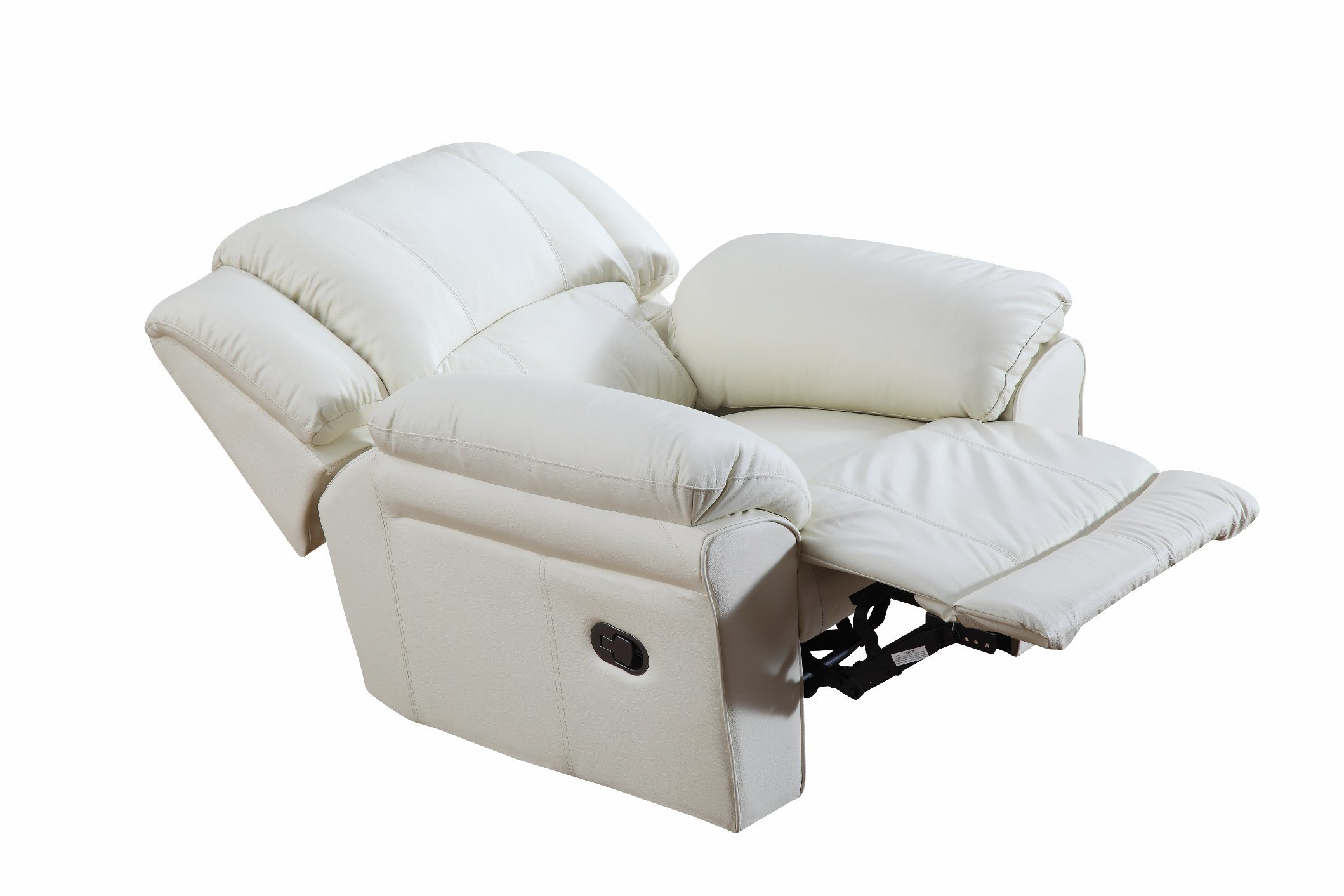 Home Cinema Leather Sofa for Movie Theatre Chair with Recliner Sofa