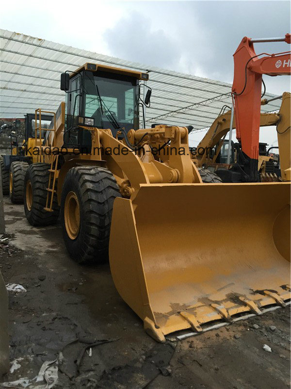 Used Cat 966g Wheel Loader Original Japan
