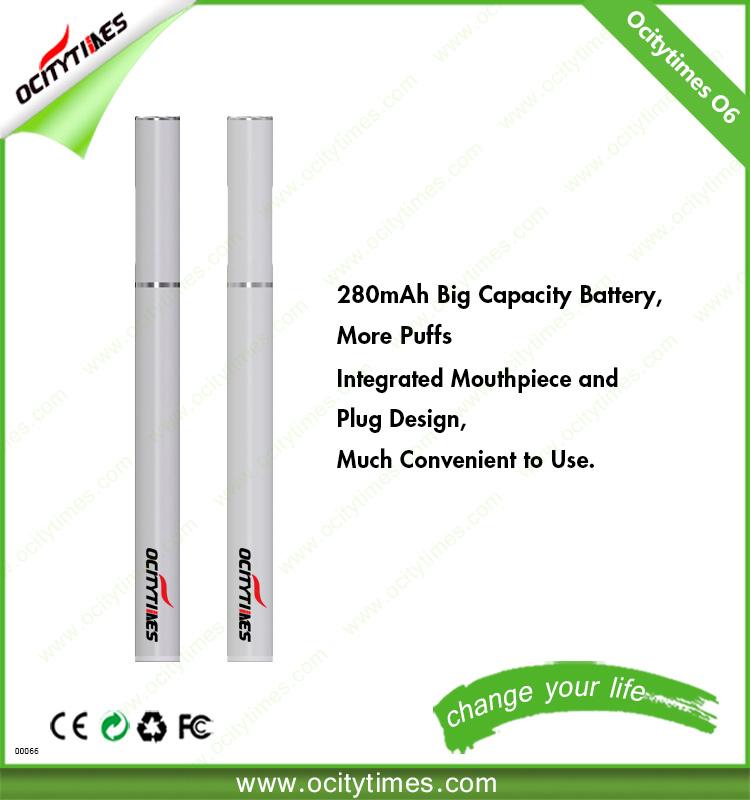 High Demand Ocitytimes O6 Disposable Electronic Cigarette