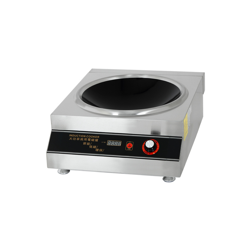High Quality Four Head Induction Cooktops with Low Price